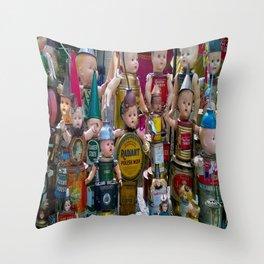 Play Time ... Throw Pillow