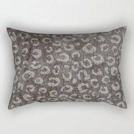 Weopard Rectangular Pillow