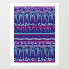Pins Art Print