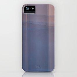 gradual color iPhone Case