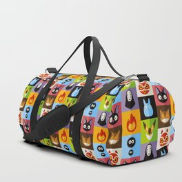 Miyazaki's Duffle Bag