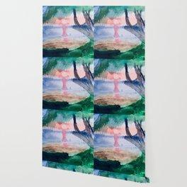 Island Dusk Wallpaper