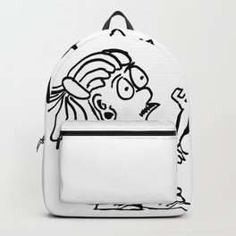 Wook At That Backpack