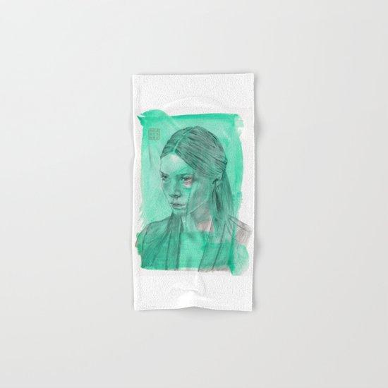 Phthalo Hand & Bath Towel