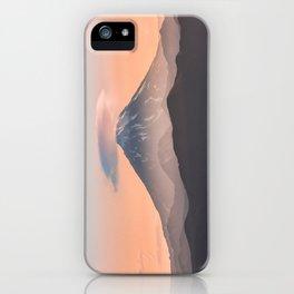 Vilyuchik volcano iPhone Case