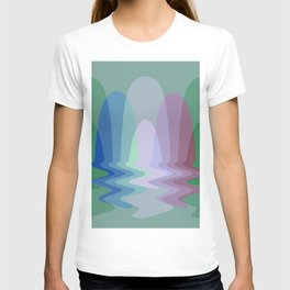 Lakeside Evening  T-shirt
