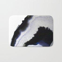 Blue syrup Agate Bath Mat