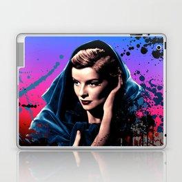 Katharine Hepburn, 60 years of drama. Laptop & iPad Skin