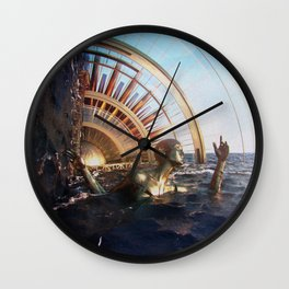 PRECURSOR Wall Clock