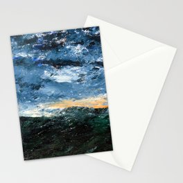 August Strindberg Wave VIII Stationery Cards