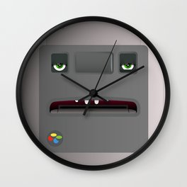 Super Famicom Wall Clock