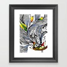 Magic Framed Art Print