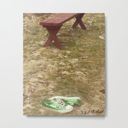 (Cropped) wheres the barefoot lady (2) #22 Metal Print