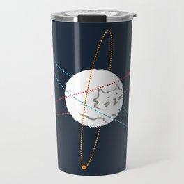 Cat-ion Travel Mug