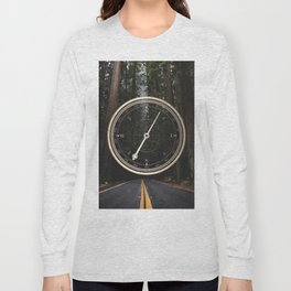 Gold Compass - The Road to Wisdom Long Sleeve T-shirt
