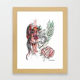 INSPERATION  I @EdART Framed Art Print