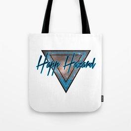 80's Happ Hazard Tote Bag