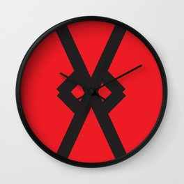 Showtasting - Rune 14 Wall Clock