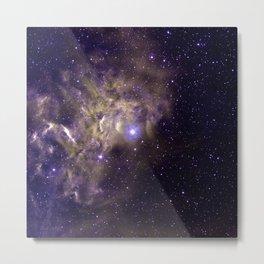 594. Flaming Star Metal Print