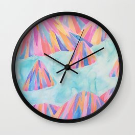 Together, Apart Wall Clock