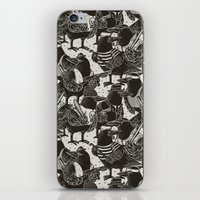 dramatical murder iPhone & iPod Skins featuring Murder Weapons by Alex Solis
