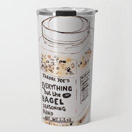 Everything But Obsession Travel Mug