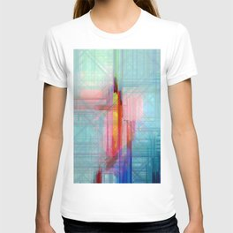Abstract 9595 T-shirt
