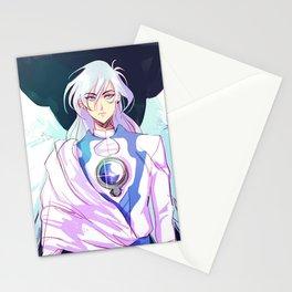 Yue (yeah that kiddo from card captor sakura) Stationery Cards