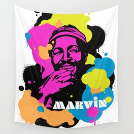 Soul Activism :: Marvin Wall Tapestry