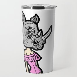 Rhinoplasty Travel Mug