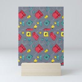 BLOCKS Mini Art Print