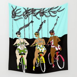 Live in your Swimsuit Wall Tapestry