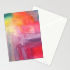 Watercolor A. 01 Stationery Cards