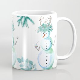 SNOWMAN PARTY ANIMAL Coffee Mug