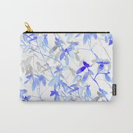Premonition (Blue Grey) Carry-All Pouch