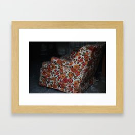 The Chair Framed Art Print