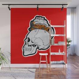 Petrol Head Wall Mural