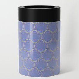 Lilac Shells Can Cooler
