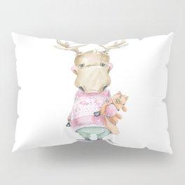 ELK and Fox Pillow Sham
