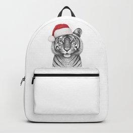 Christmas Tigress Backpack