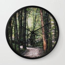Franklin-Gordon Wild Rivers National Park  Wall Clock