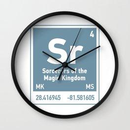 Sorcerers of the MagicKingdom element Wall Clock