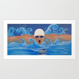 Joey Art Print