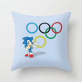 That's Mine! Throw Pillow