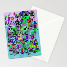 US AND THEM Stationery Cards