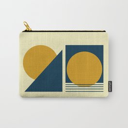 Sunrise & Sunset - Minimal Carry-All Pouch