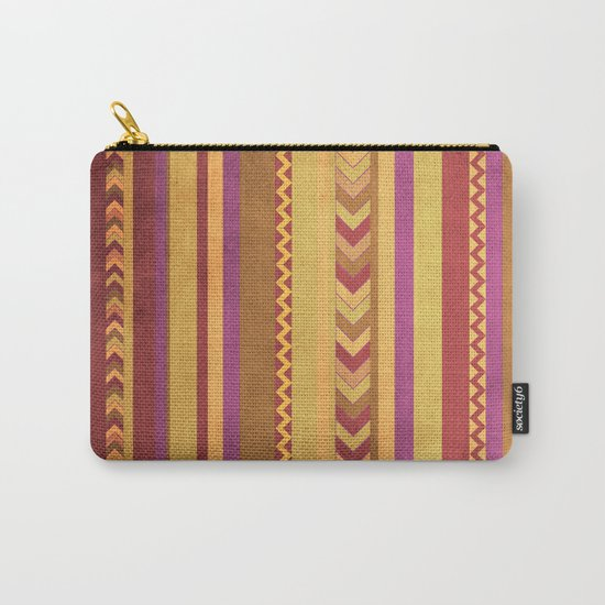 aztec I Carry-All Pouch