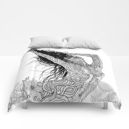 mystic transcendence Comforters