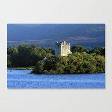 Ross Castle, Killarney, Ireland Canvas Print