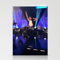 fifth harmony Stationery Cards featuring Camila Cabello of Fifth Harmony by Brittny May